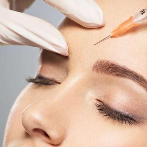 Injections botox kybella juvaderm volumna