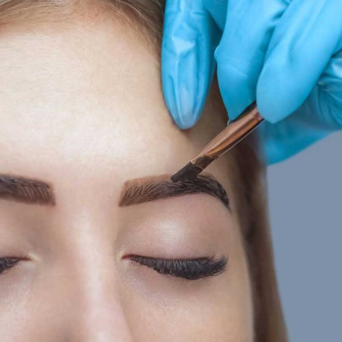tinting services lash and brow