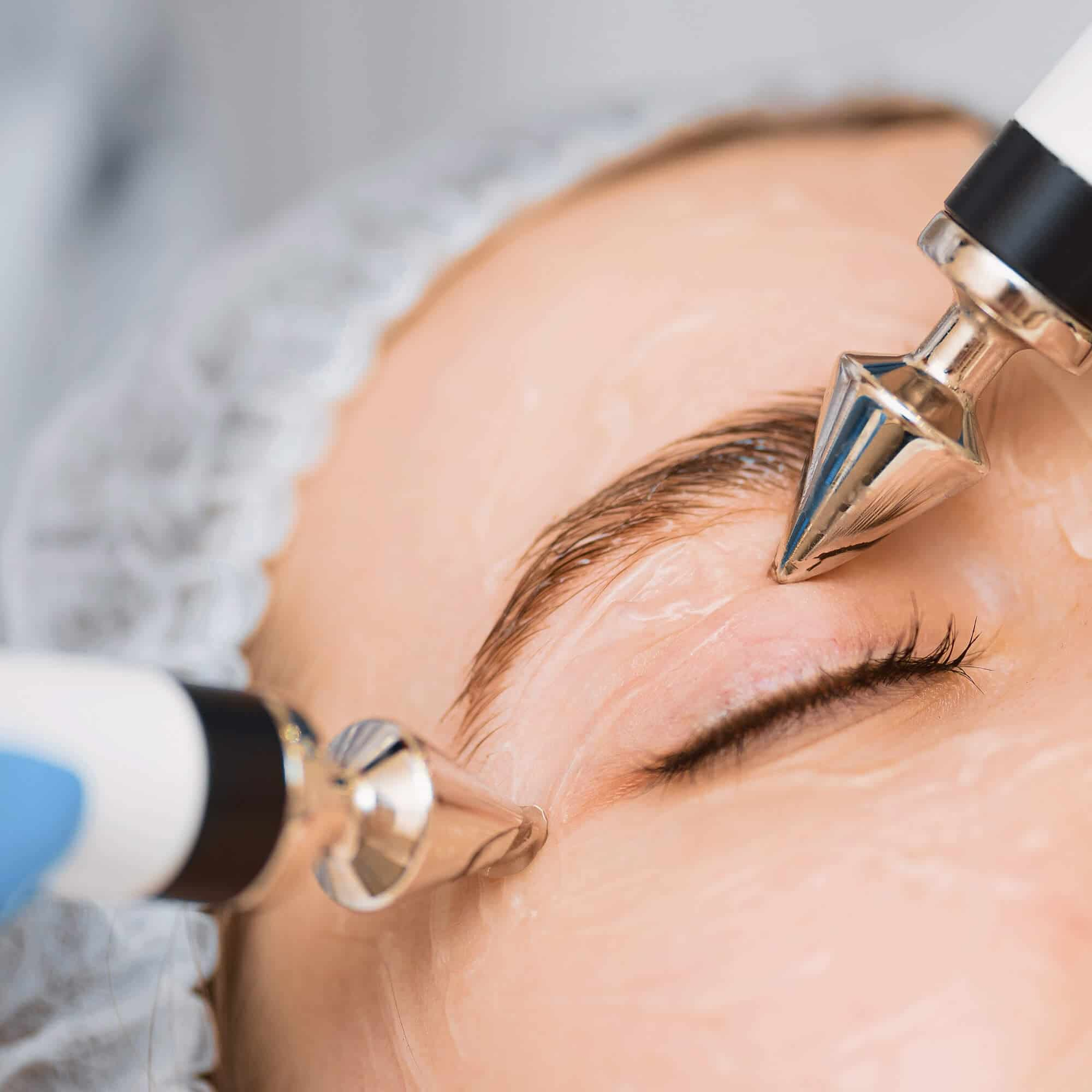 microcurrent non surgical face lift