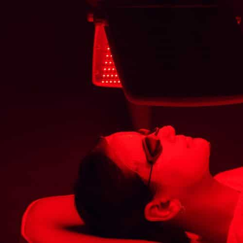 led light phototherapy